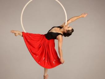 Spinning Hoop